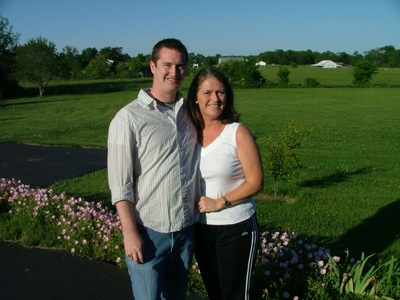 My Mom and Me on Mother's Day