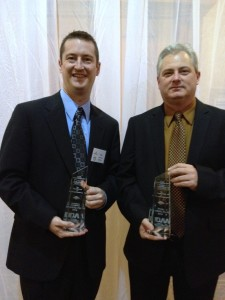 Elrod and Gutgsell IBA Spectrum Winners WBDC